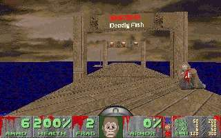 The Ant Farm: Ant's Two DOOM ][ Modifications (Mods)